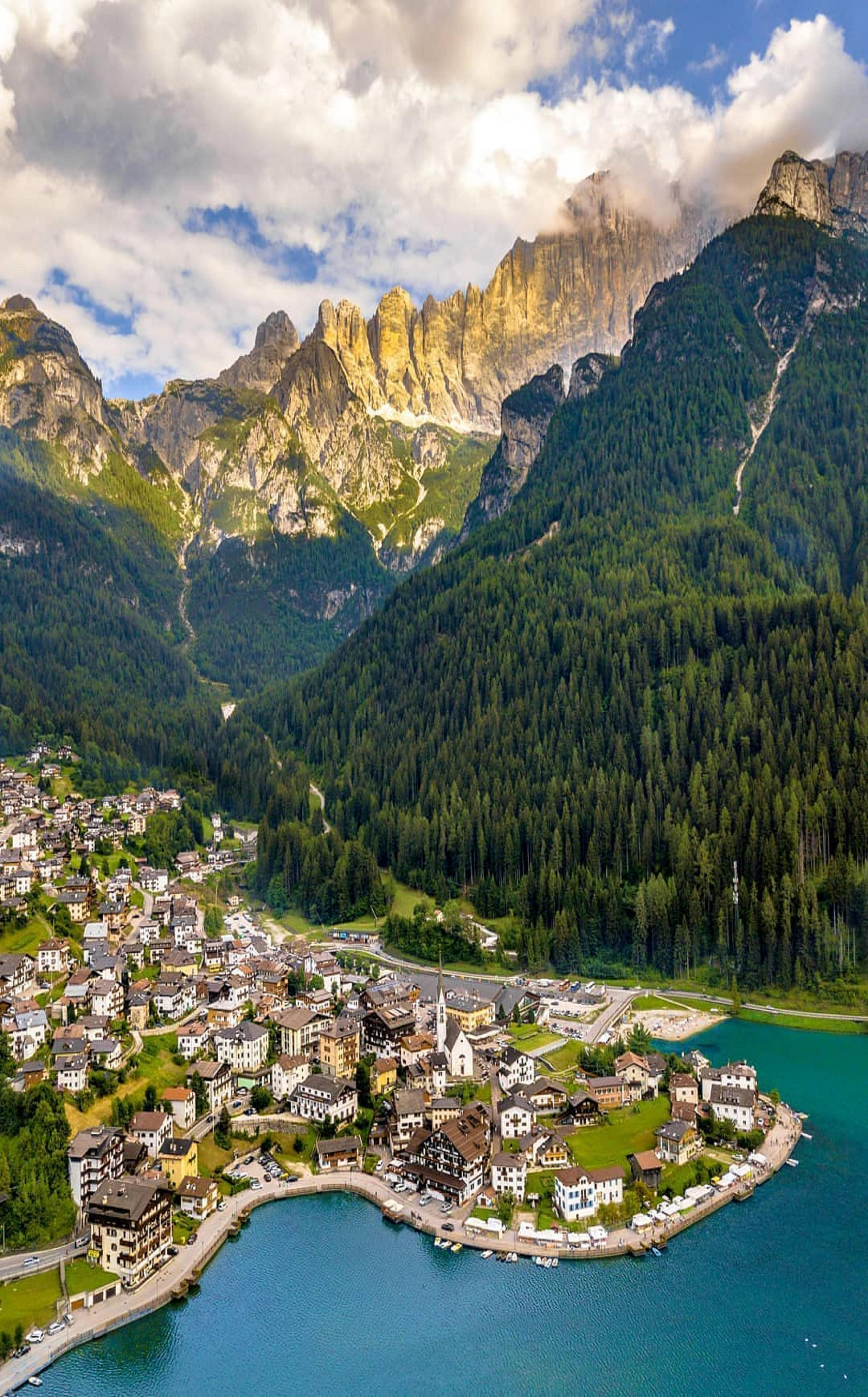 AAlleghe,Italy