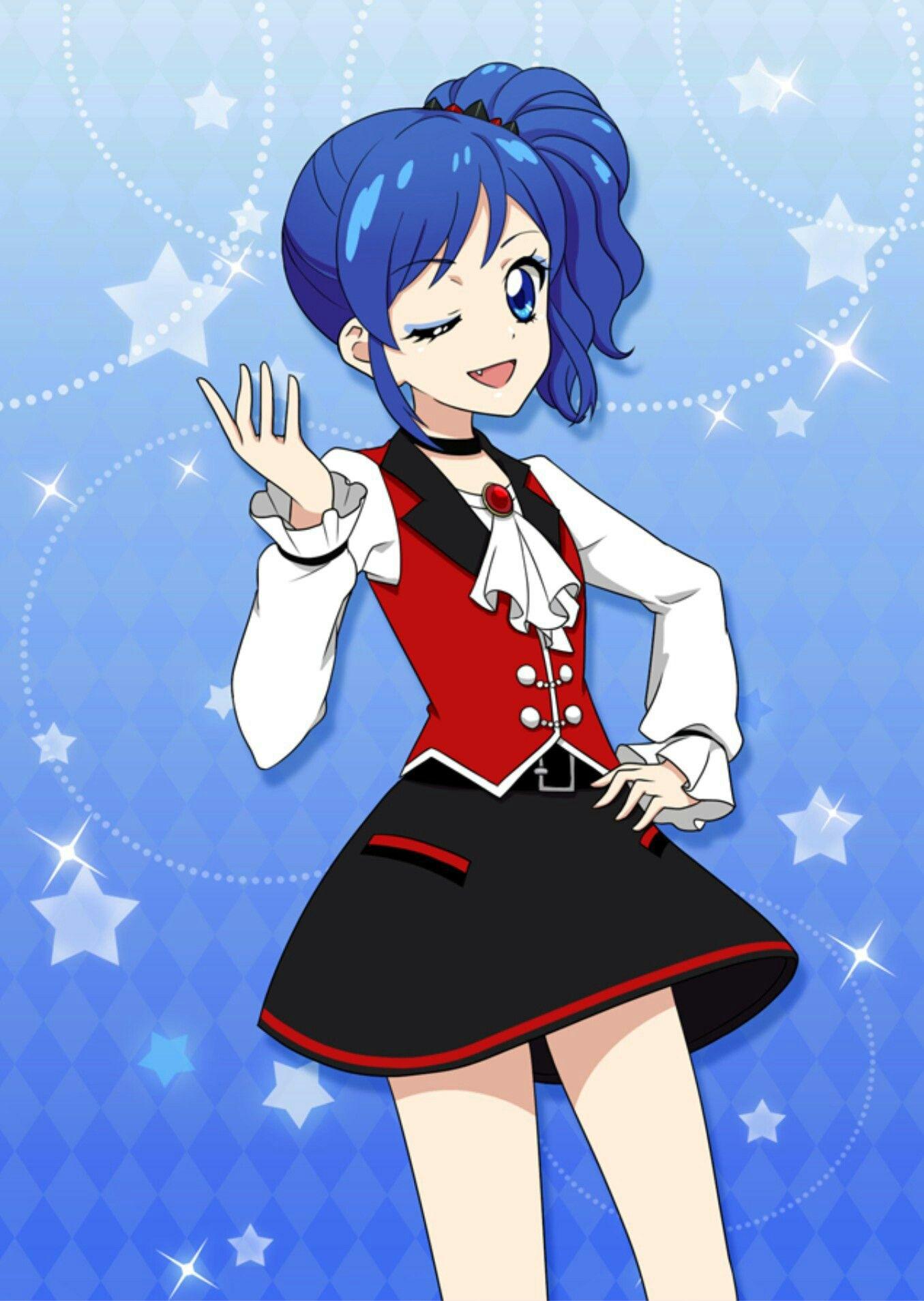 Aoi Look Like Vampire Anime Dress Sora Chibi Manga Miku