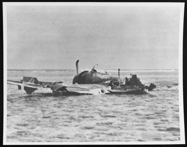 a look at the japanese fight in the battle of the coral sea The planned day-of-battle position of the japanese that doesn't look right war ii related content topic battle of coral sea topic battle.