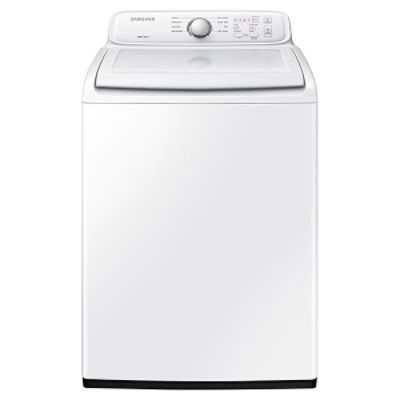 wa3000 4 0 cu ft top load washer with self clean washer rh pinterest com samsung top load washer manual samsung top loader washer manual