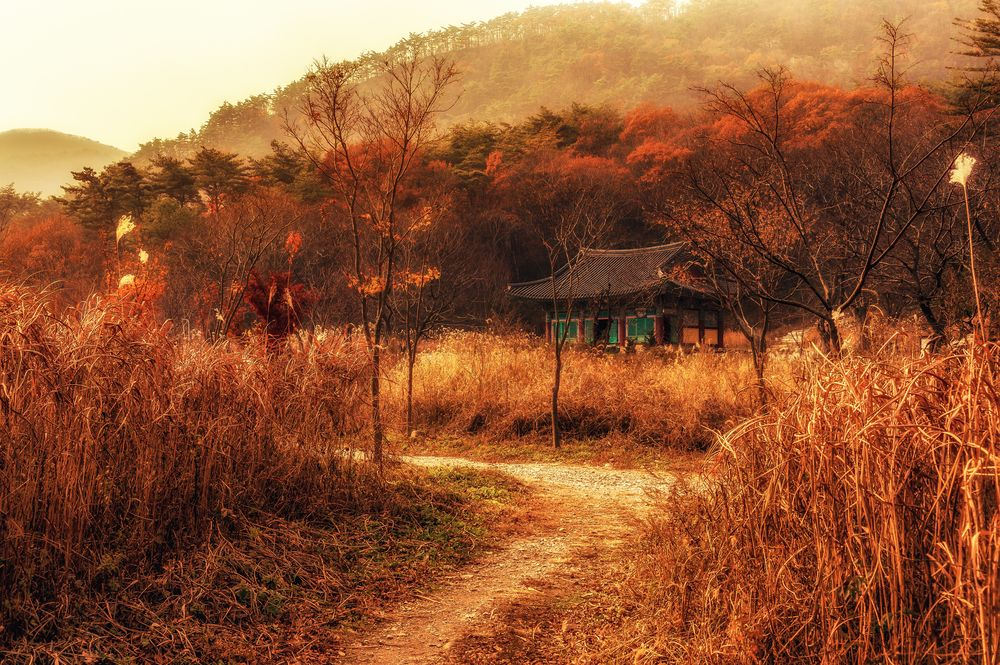 Buan, Corée du Sud