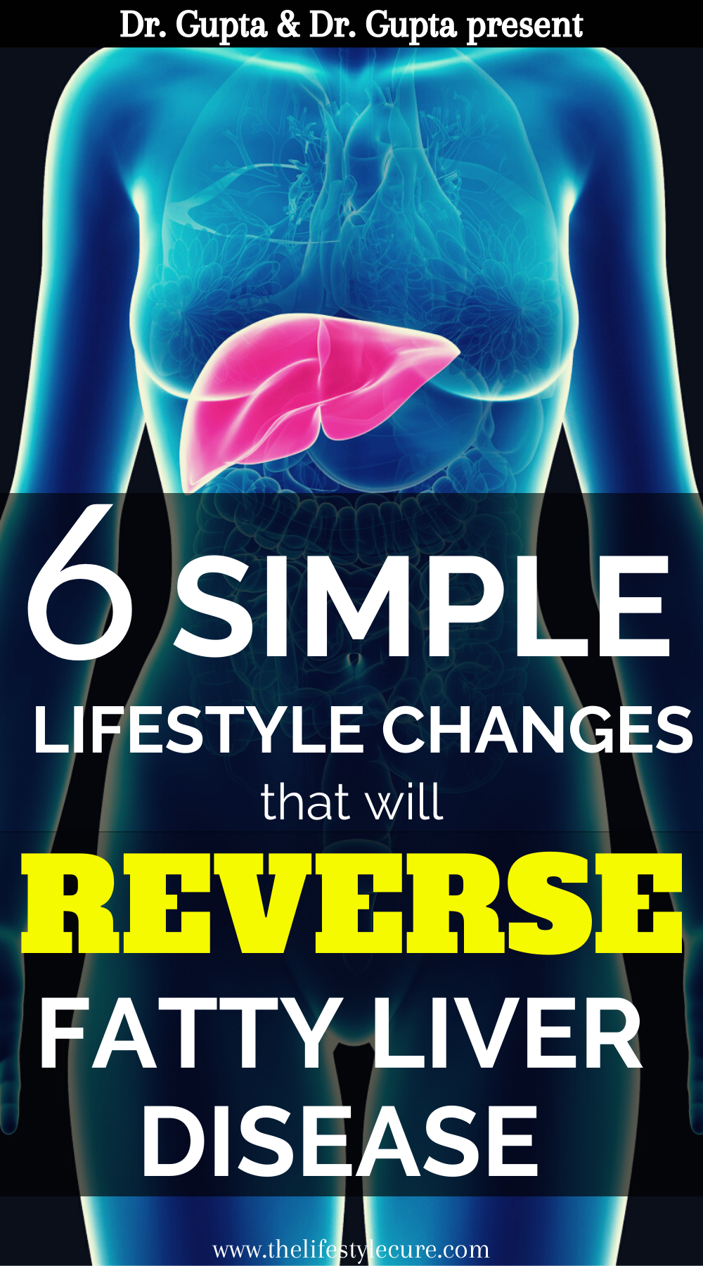 6 Simple Lifestyle Changes That Can Reverse Fatty