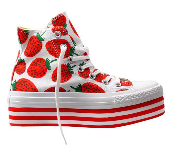 Freak-Shoe Friday: Converse Sneaker