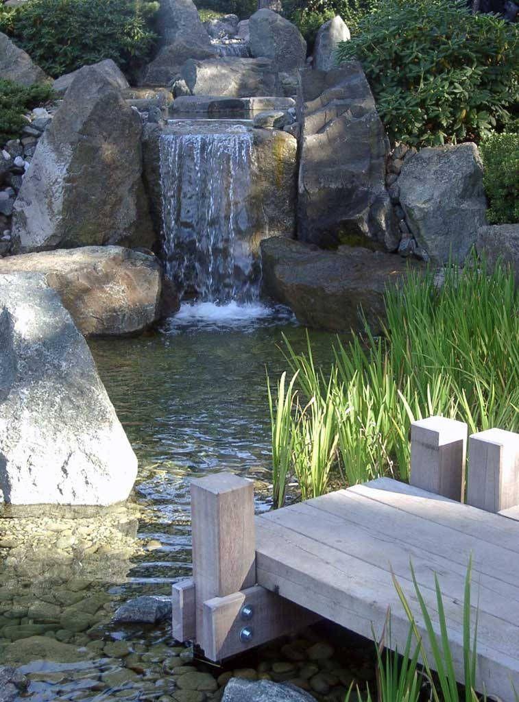 Bachlaufe Moderner Garten Von Kirchner Garten Teich Gmbh Modern Homify Wasserfall Garten Bachlauf Im Garten Garten