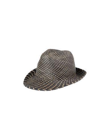 b154a3269208a GIORGIO ARMANI Men s Hat Black 7 inches
