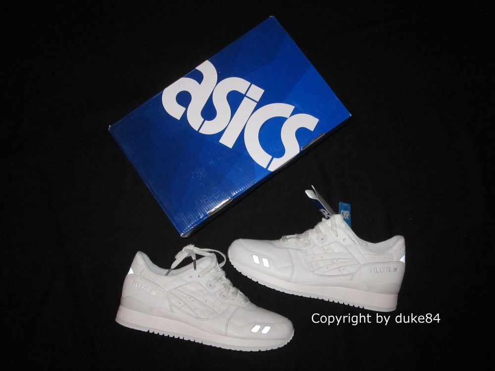 MOST WANTED ASICS X ATMOS GELL LYTE III B-DAY DINNER NEW IN BOX DEAD STOCK