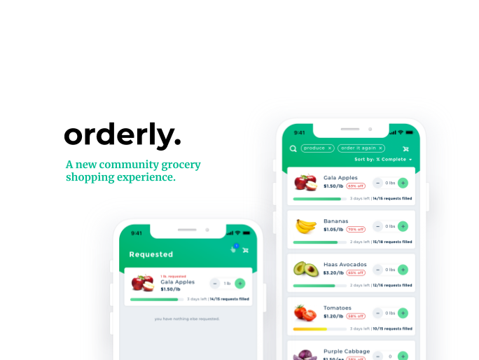 community grocery shopping app Grocery shopping app, App