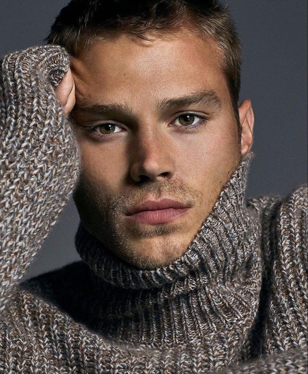 Matthew Noszka | Schöne männergesichter, Männer gesichter