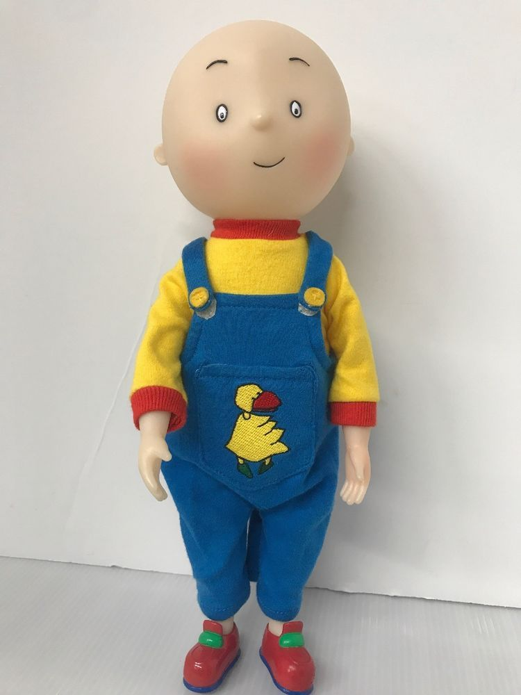 "Caillou 14/"" Classic Doll"