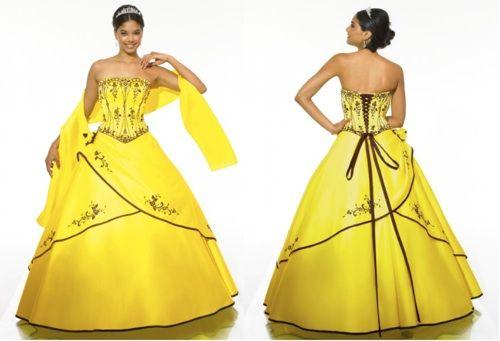 vestido-de-quince-amarillo.jpg (500×341)