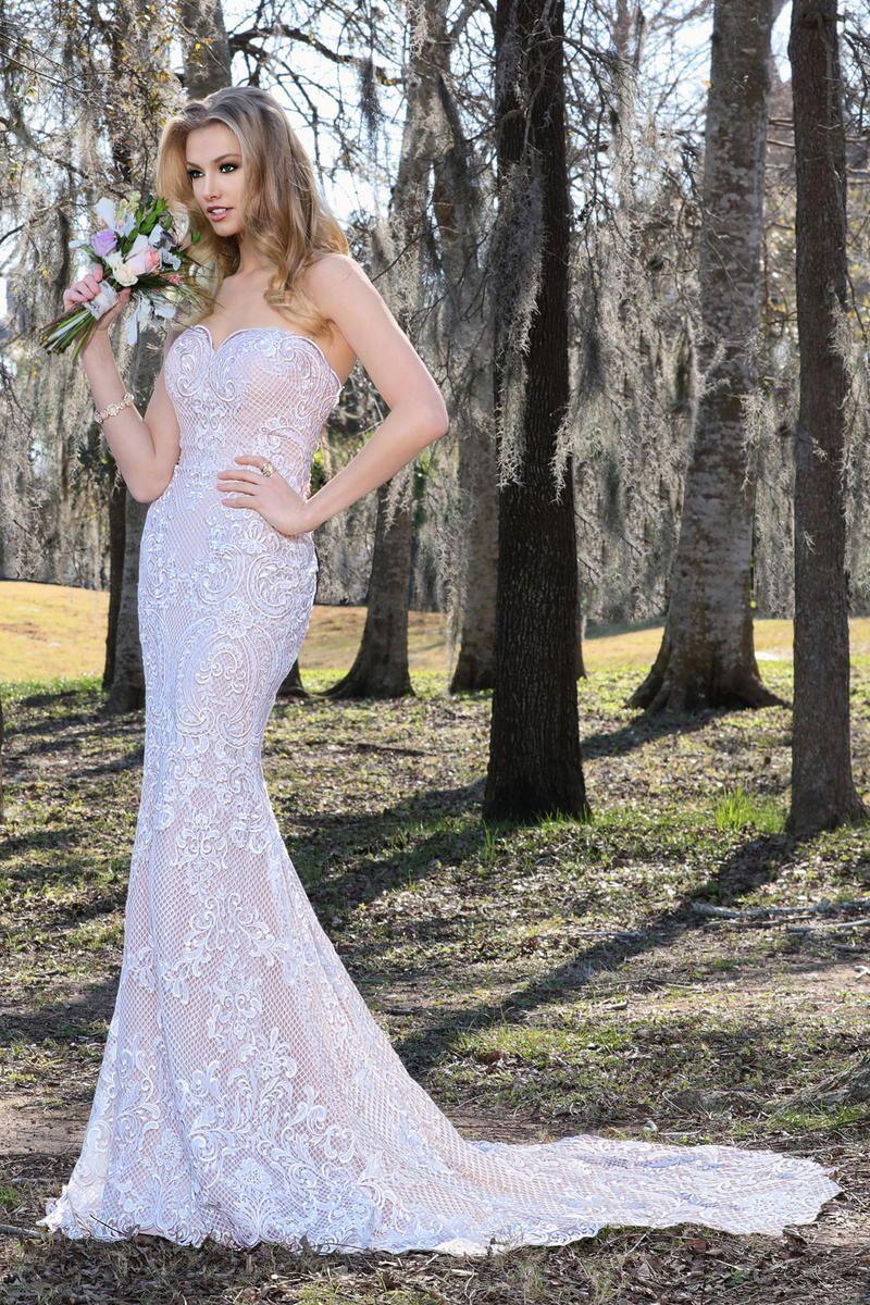 Ashley And Justin At Estelleu0027s Dressy Dresses In Farmingdale, NY #bridal # Wedding #