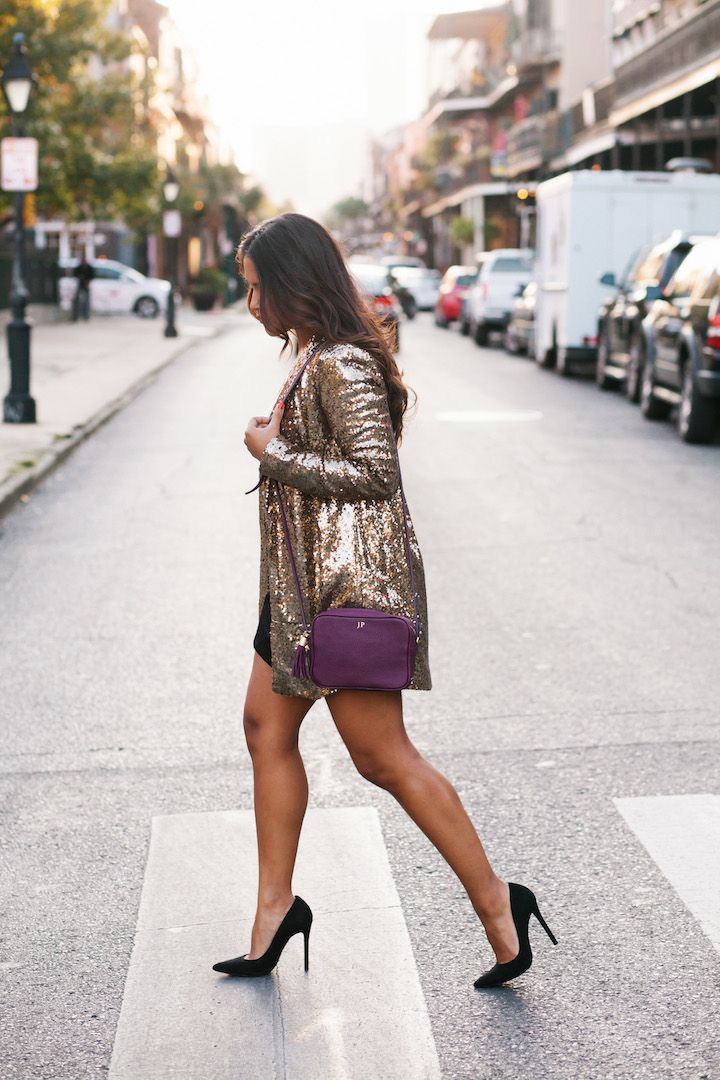GiGi New York | Haute Off The Rack Fashion Blog | Wine Madison Crossbody