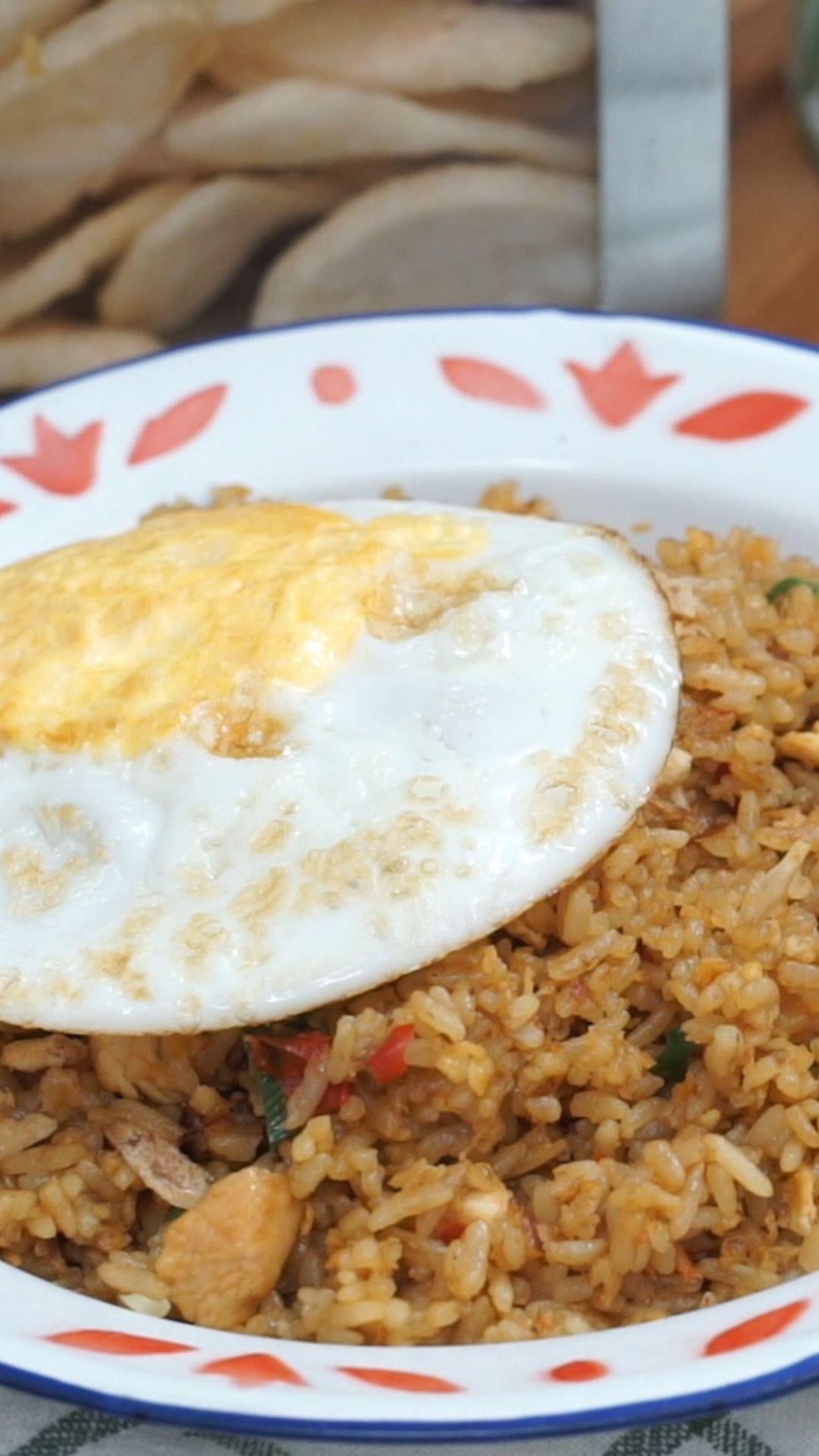 Kampung Fried Rice #foodsides