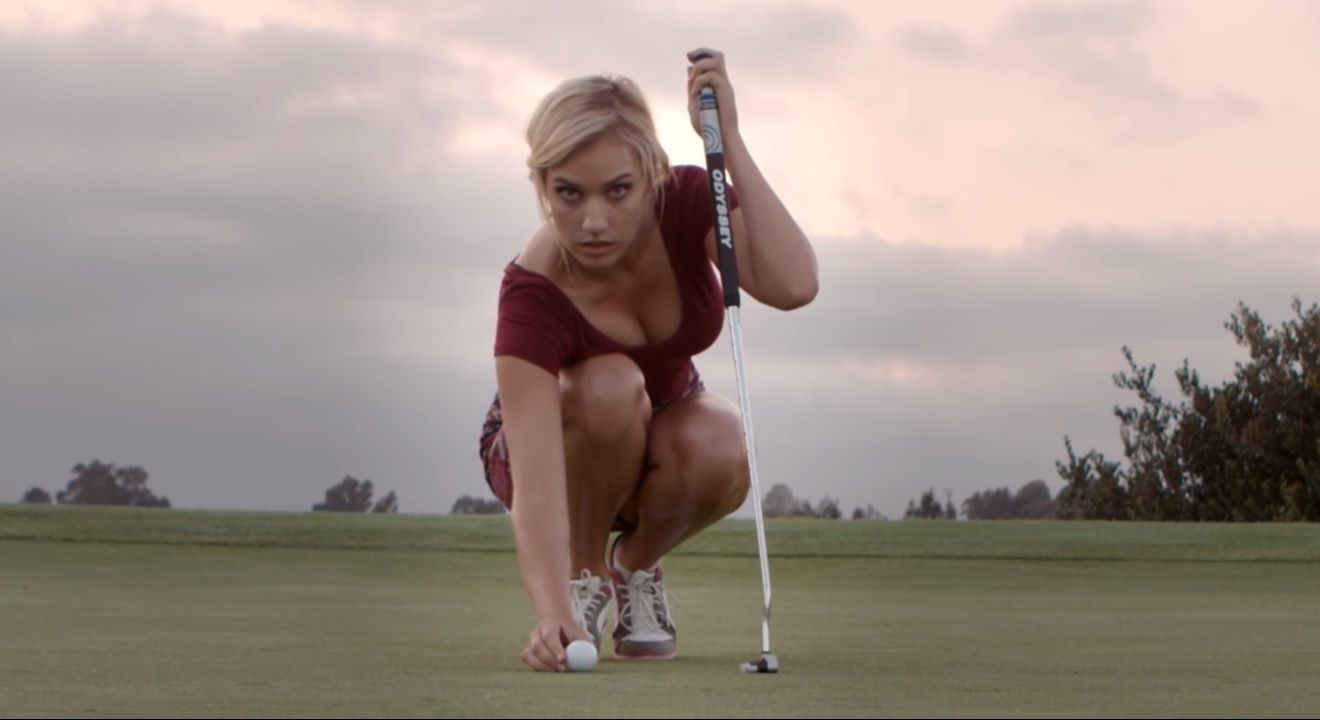 Sacan A La Luz Fotos De La Golfista Paige Spiranac Desnuda
