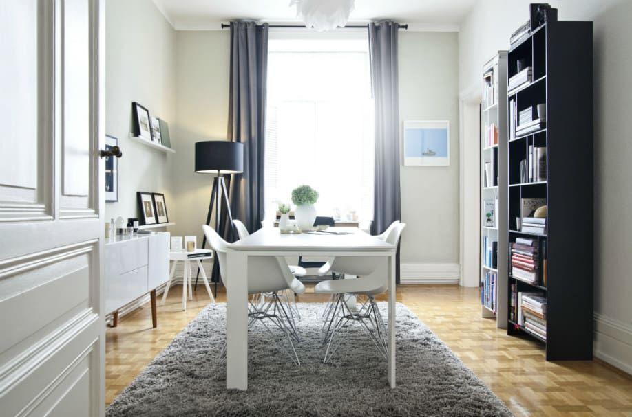 A Revista Westwing mostra o apartamento de Corinna Thiel, um local cheio de modernidade. Confira!