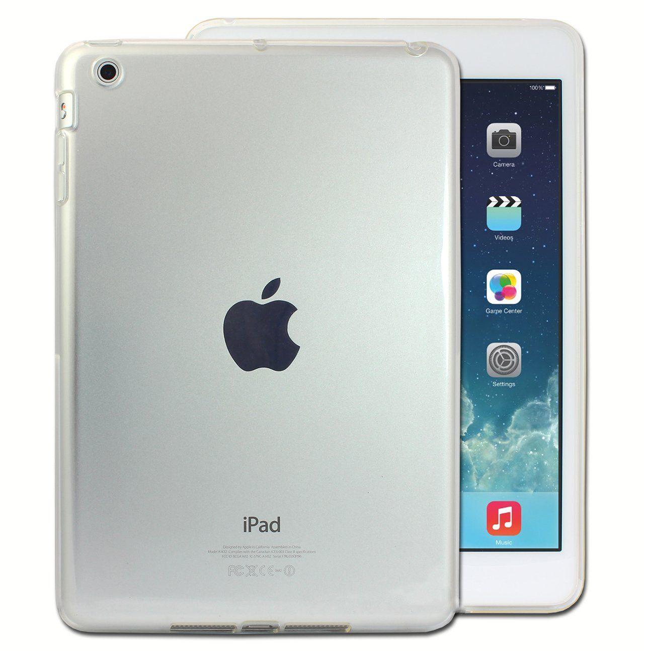 iPad Mini Clear TPU Case, ProtoCASE Crystal Clear Soft TPU