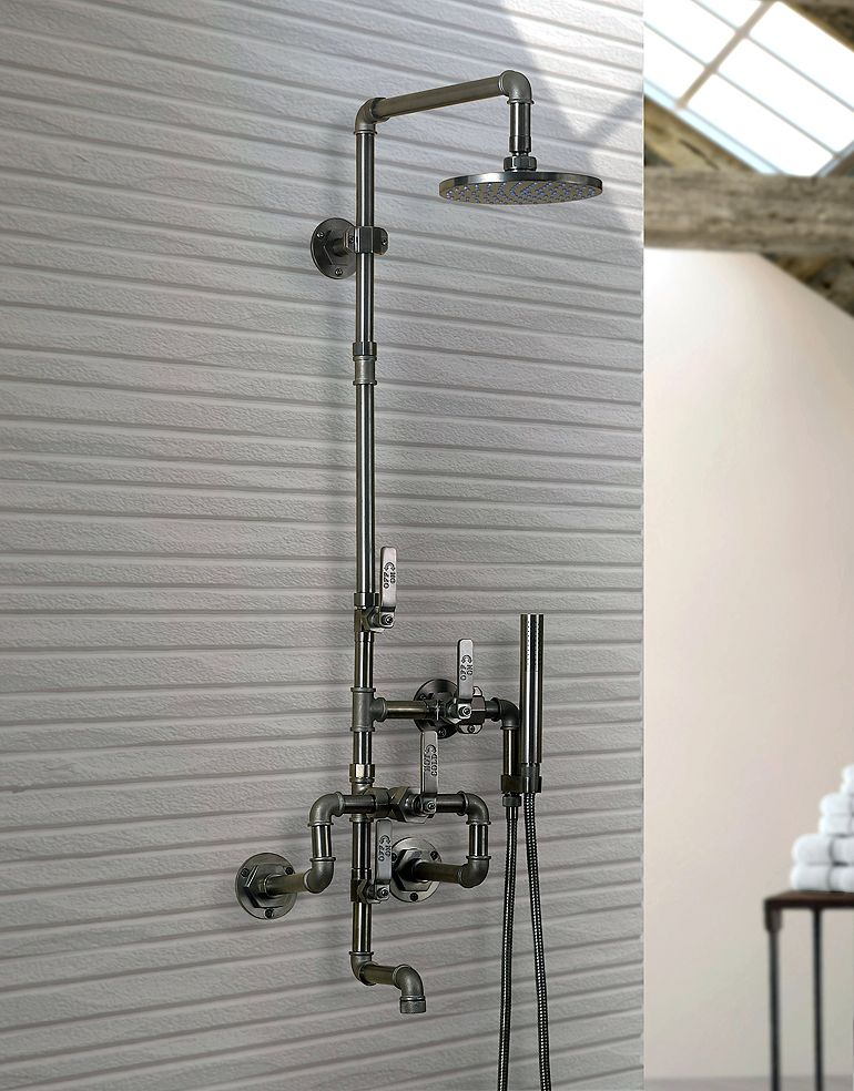 Watermark Designs Thermostatic Shower Fixture