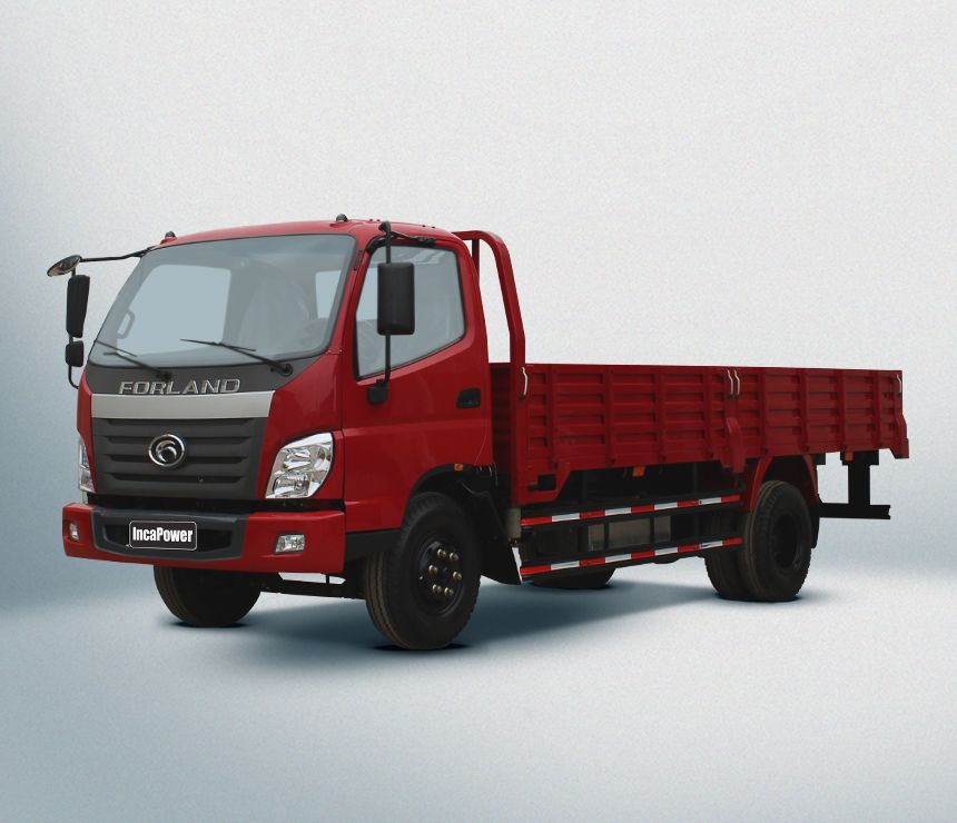Camión en Venta: Modelo F68-BR - 6.5 TON   Dimensiones Tipo de ...