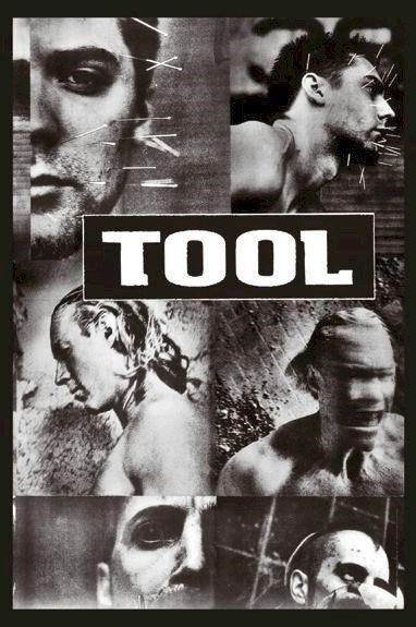 Tool Poster Rock Band Collage Full Size Print Maynard James Keenan Adam Jones Music Concert Posters Music Poster Music Bands