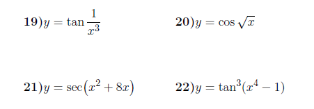 Derivatives Of Trigonometric Functions Worksheet No 2 With Solutions Trigonometric Functions Trigonometry Help Functions Math