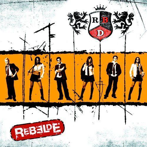 R B D Rebelde Oui My Childhood Com Imagens Musicas Para
