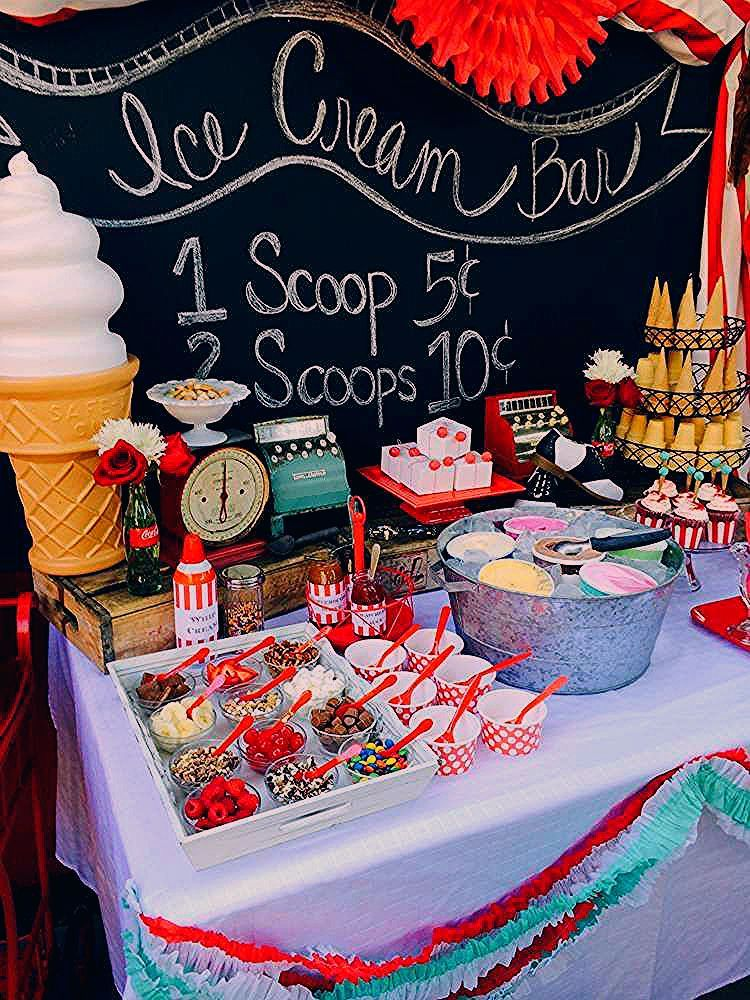 Photo of Eiscreme-Sommerfest! Weitere Ideen für die Partyplanung finden Sie auf CatchMyParty.com!