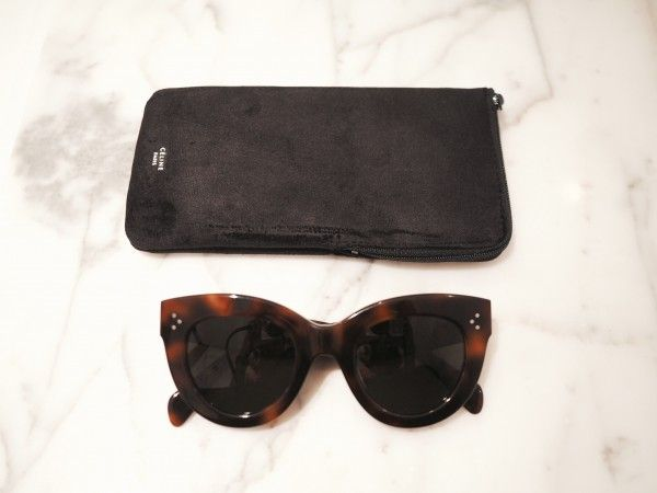 3ea7f5d6f2e1 From Thoroughly Modern Milly  s Blog  Celine Caty  sunglasses  blogger http