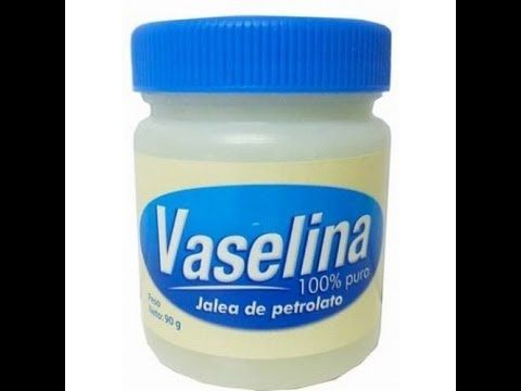 C mo hacer vaselina casera alternativa para la jalea - Aceite de vaselina ...