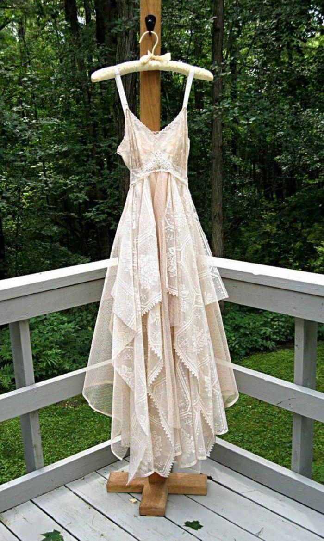 67 Brautkleider im Boho Stil: Der heißeste Trend für Ihre Hochzeitsfeier! – Damen Mode Frühling / Spring Outfits