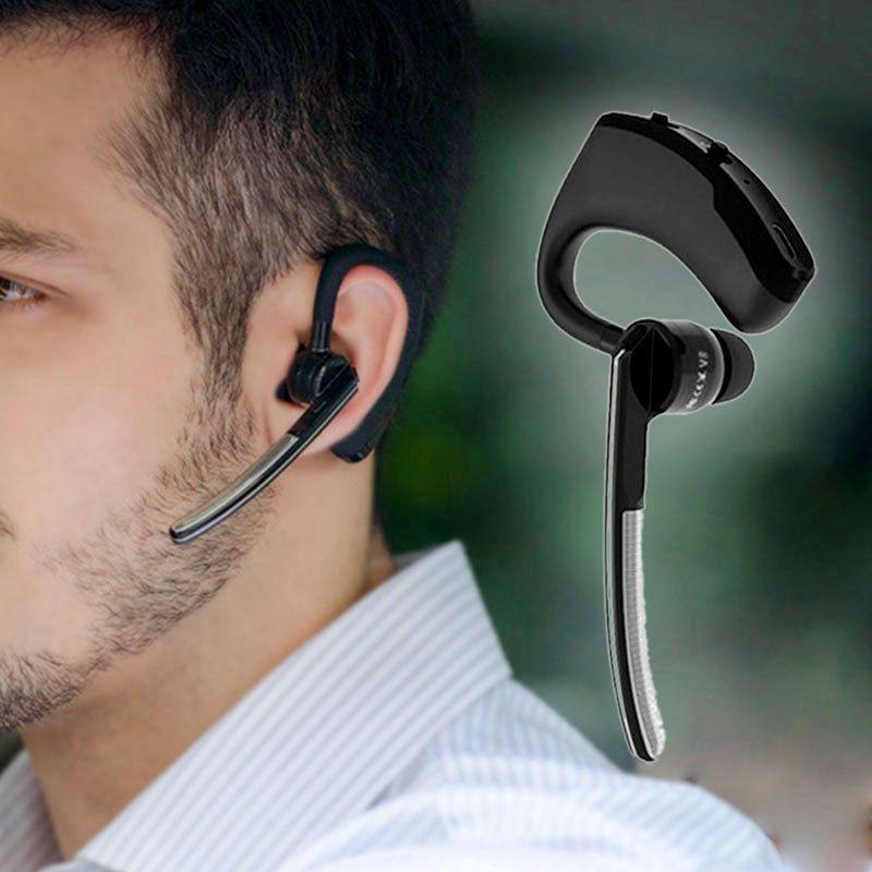 Hot Bluetooth Headsets V8 Ear Hook Wireless Handsfree Earphones Bluetooth 4 0 Bluetooth Earphones Earphone Headphones
