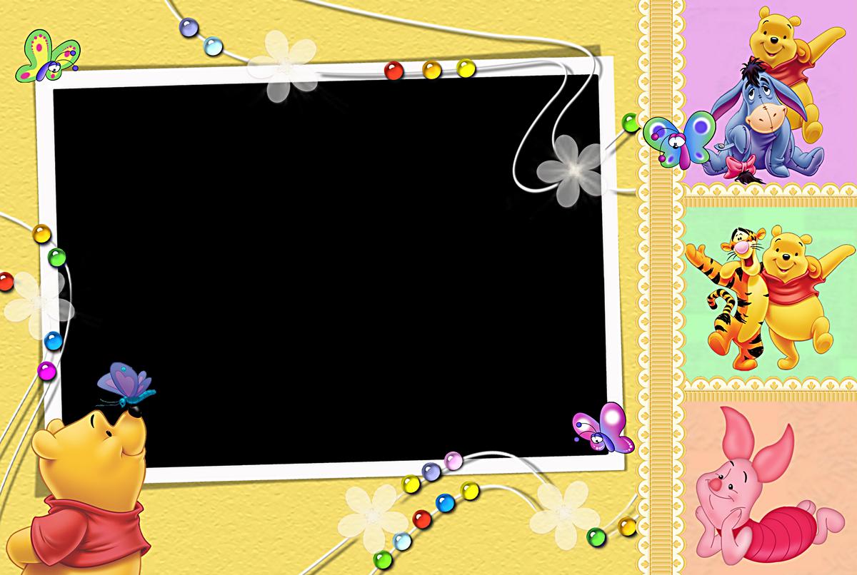 Tarjetas De Cumpleaños Winnie Pooh Gratis Para Imprimir 11 en HD Gratis tinkerbell Pinterest