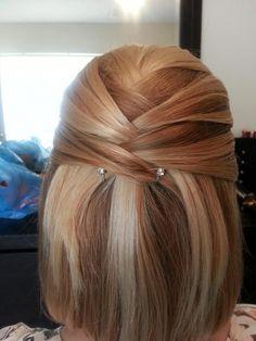 idées de coiffures faciles à faire soi même Coiffure