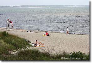 Keyes Beach Hyannis Ma Located In