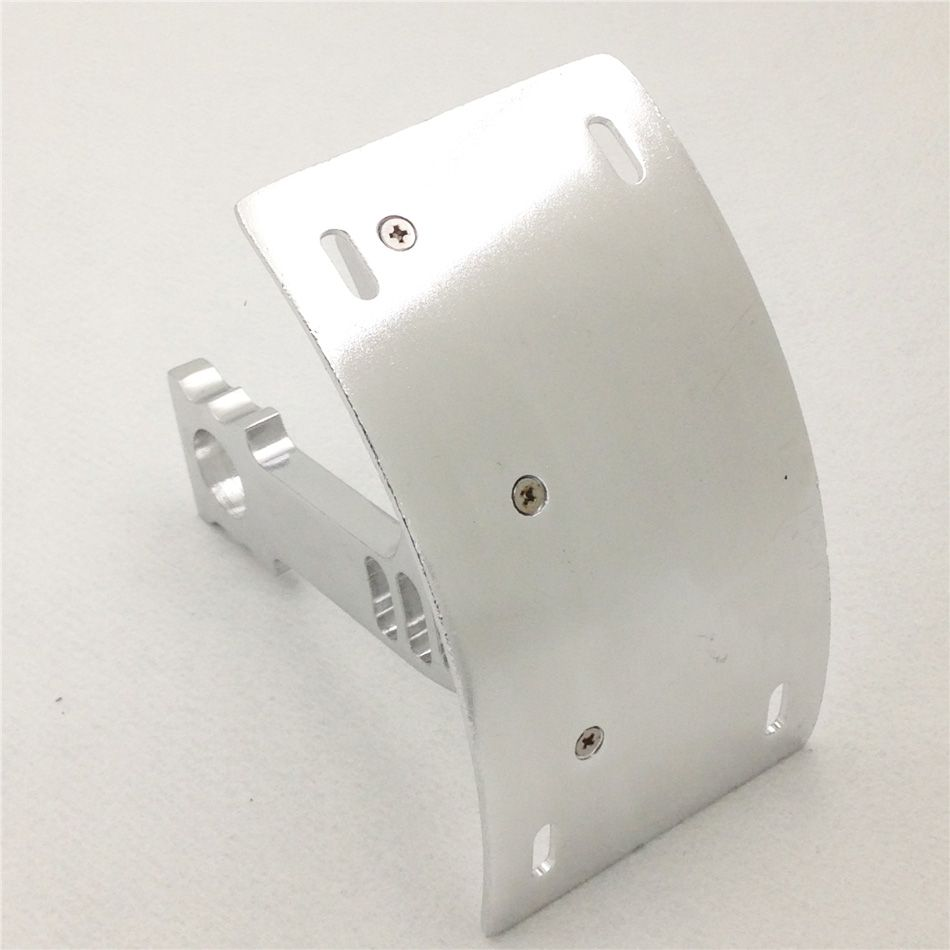Aftermarket free shipping motorcycle parts Curved side