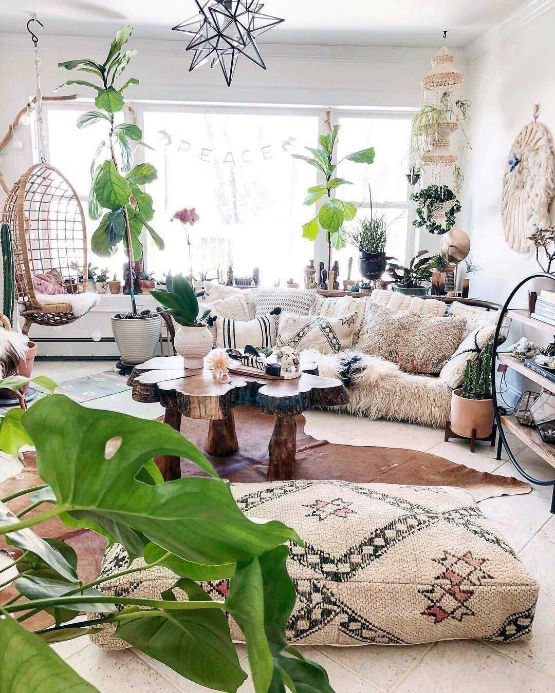 55 Best of Apartment Therapy Bohemian Chic Decor | Hippie ...