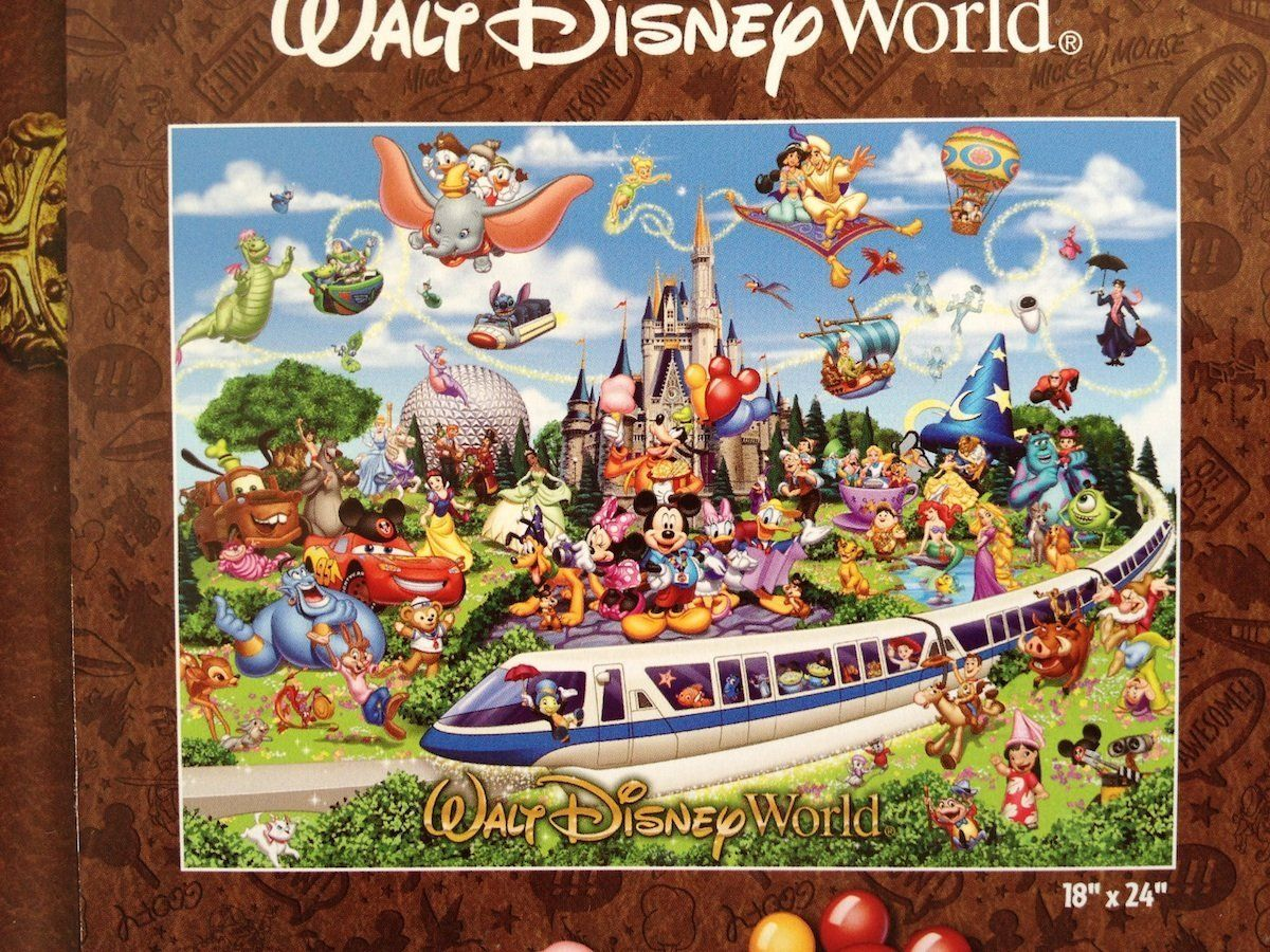Walt disney world character puzzle jigsaw puzzles pinterest walt disney world character puzzle gumiabroncs Image collections