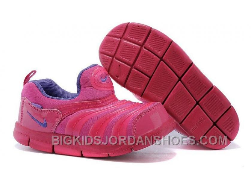 super popular 7c3b4 794d5 Buy Nike Anti Skid Kids Wearable Breathable Caterpillar Running Shoes  Online Store Pink Purple Authentic from Reliable Nike Anti Skid Kids  Wearable ...