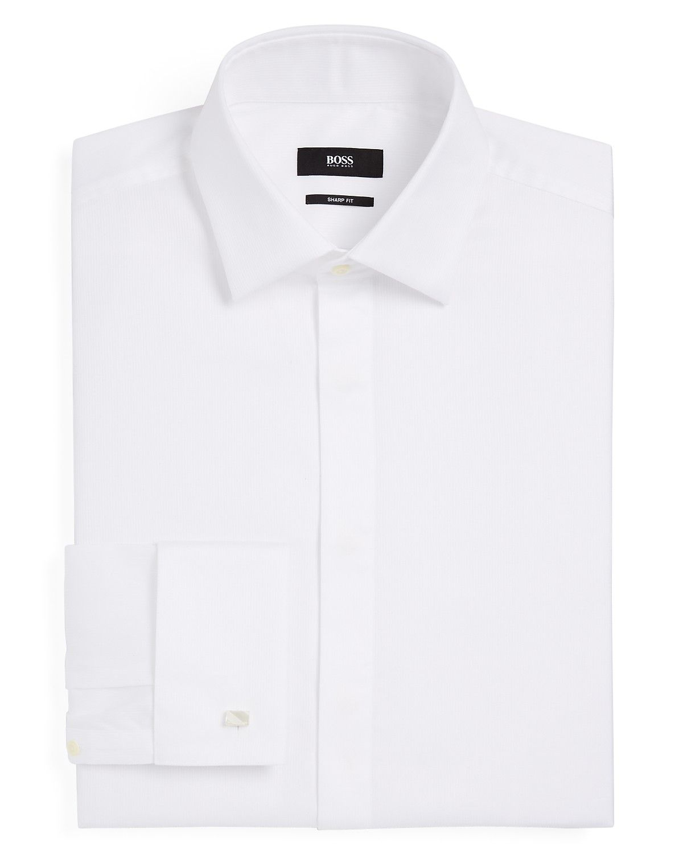 Boss Hugo Boss Marlyn Tuxedo Shirt Regular Fit Bloomingdale S Fitted Dress Shirts Shirts Mens Shirt Dress [ 1500 x 1200 Pixel ]