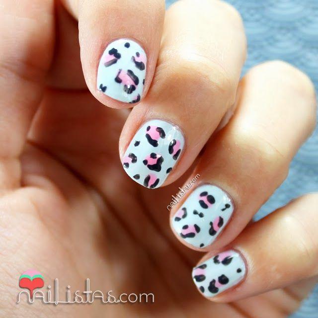 diseños de uñas para niñas 2013 - Buscar con Google | diseños para ...
