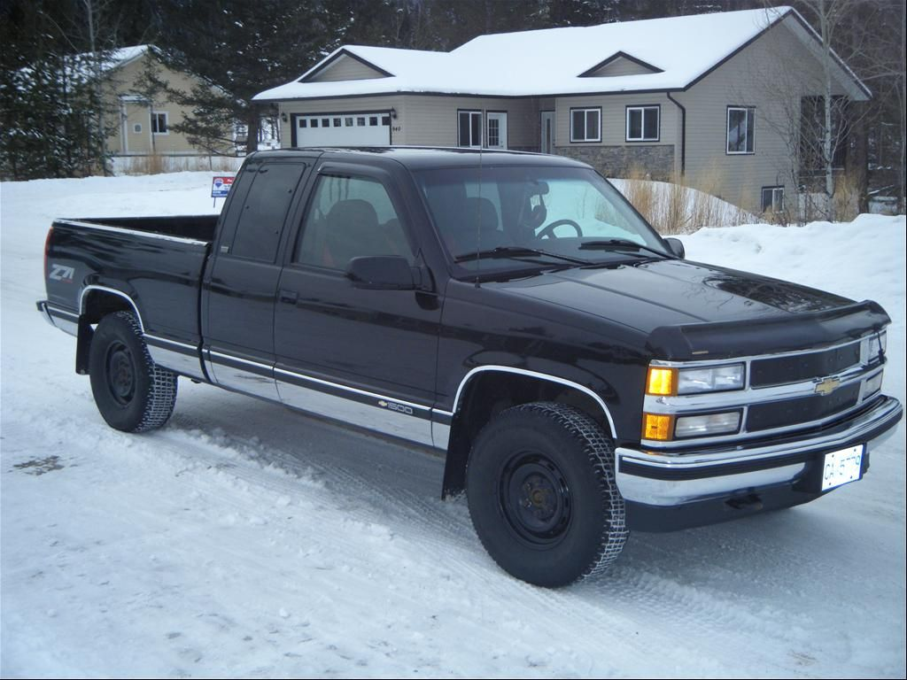 Silverado 1996 chevy silverado accessories : 1996 Chevrolet Silverado Z71 | Trucks. | Pinterest | Chevrolet ...
