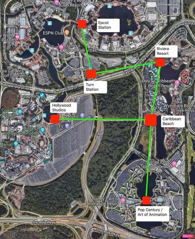 Image Result For Disney World Art Of Animation Resort Map