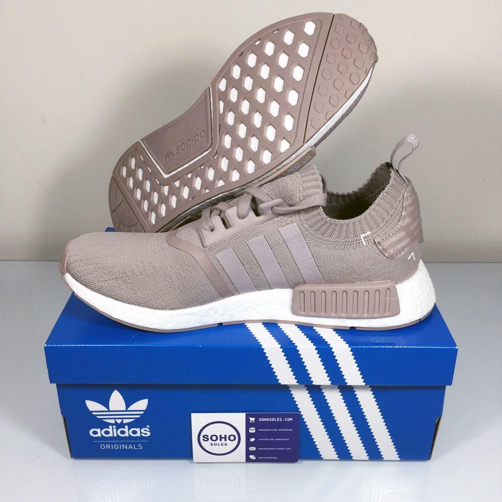 ADIDAS NMD R1 PK FRENCH BEIGE TAN | Adidas nmd r1, Adidas