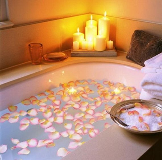 We Offer You Some Romantic Ideas For Valentines Day Bathroom Decoration Below That Will Help You To Spend Unforgettable Night Inspired From The Heart