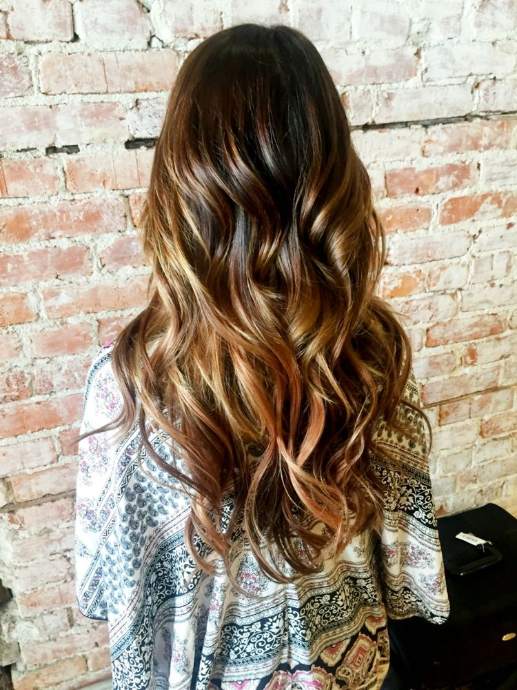 Ombre Hair Dye Ideas For Ombre Blonde Brunette And
