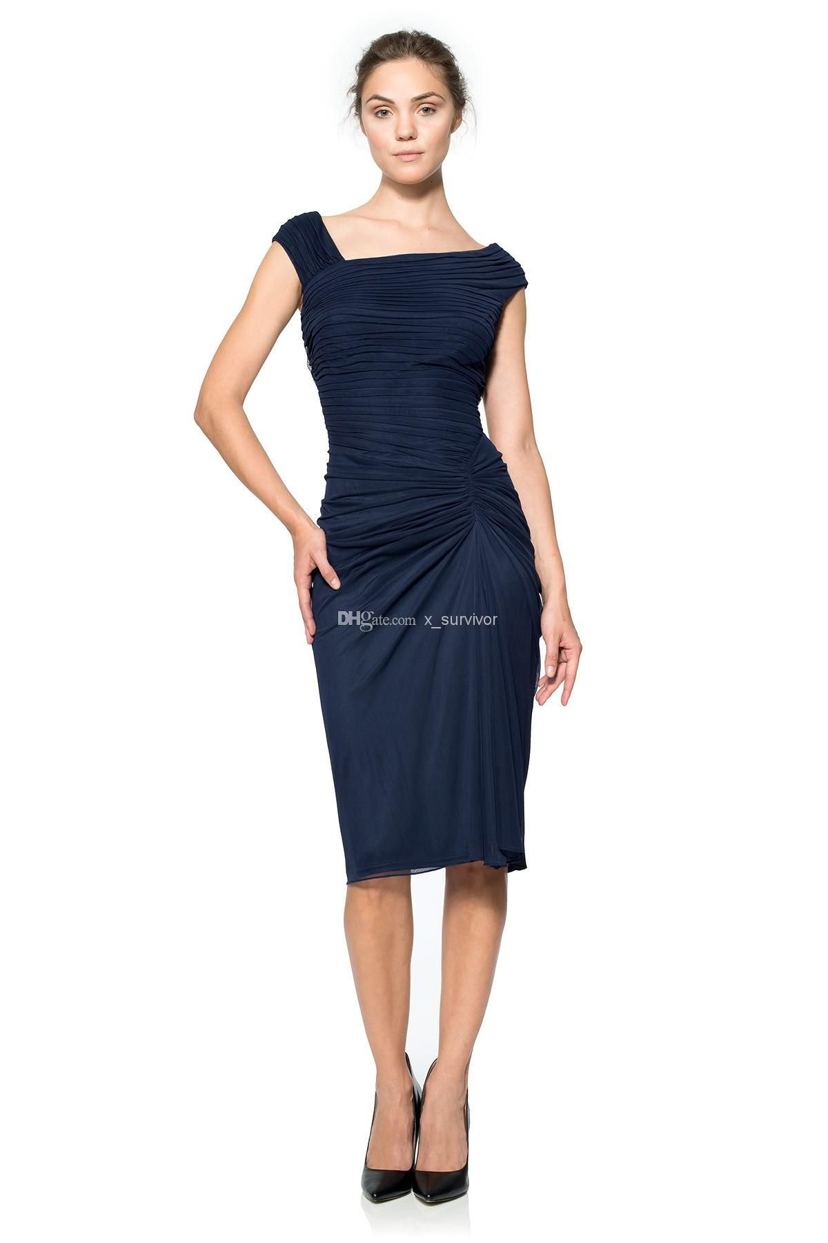 Lo Lo Lord And Taylor Party Dresses - Wholesale cocktail party dress buy draped mesh asymmetric neckline cocktail dresses with ruched sleeves fully
