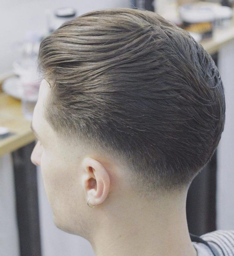 The Best Low Fade Haircuts For Men Low Fade Haircut Mid Fade And