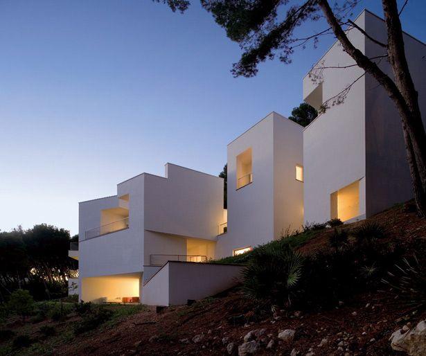 Siza Casa en Mallorca Modern architecture