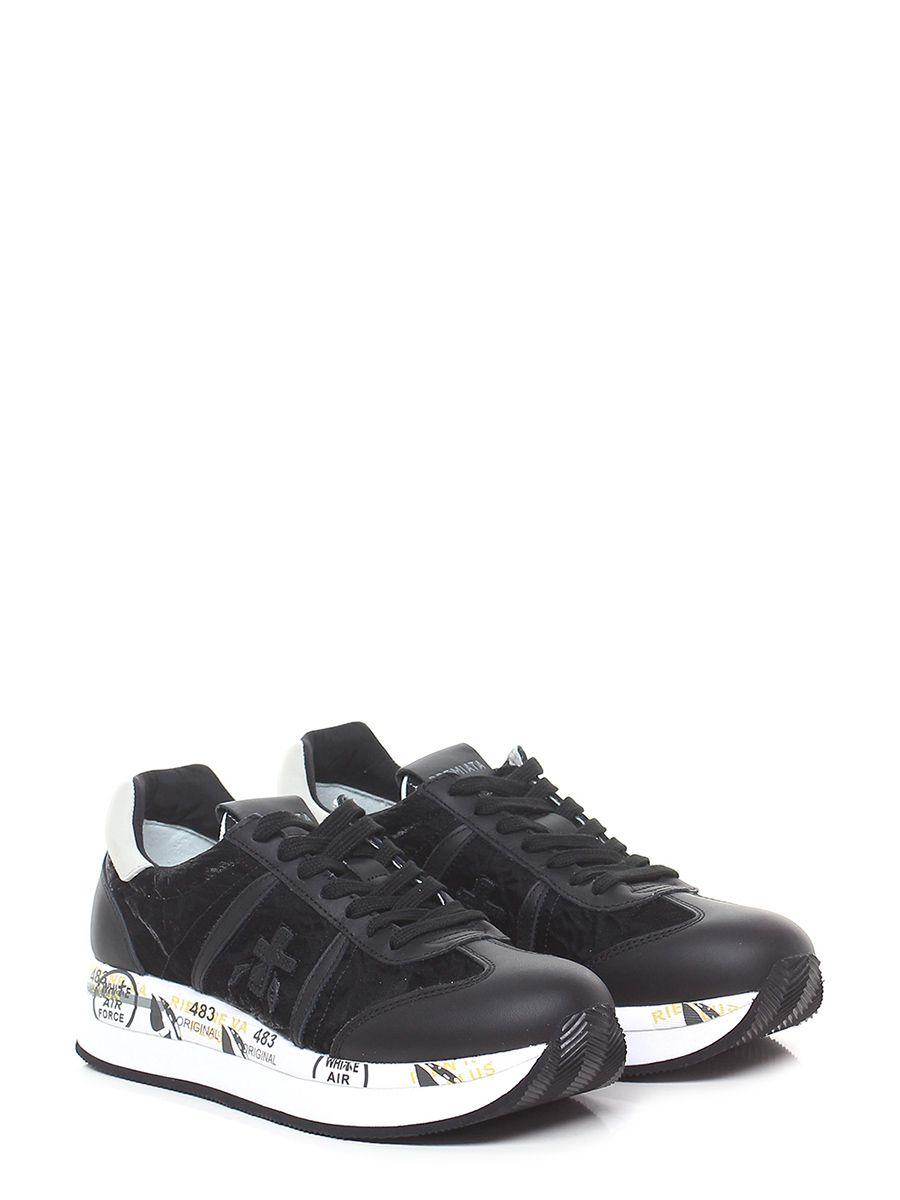 di buona qualità ottimi prezzi raccolto Sneaker 1806 black/ivory Premiata | Scarpe, Zeppe e Tacchi