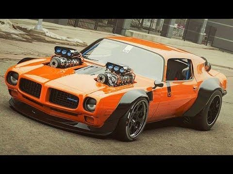 Big ENGINES POWER – MUSCLE CARS SOUND 2019 #3