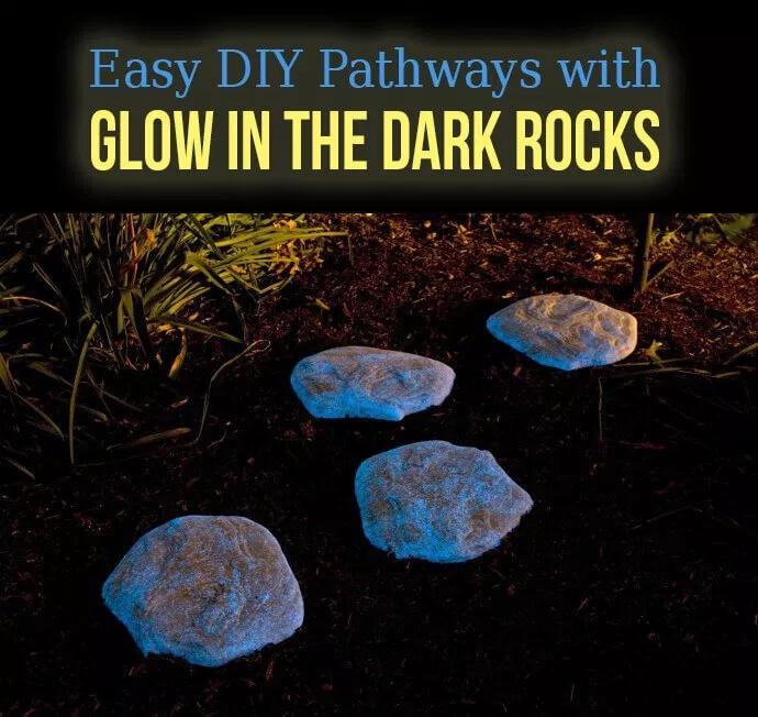 32 Fun DIY Garden Ideas With Rocks